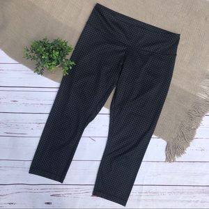 LULULEMON wunder under crop size 8